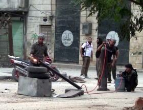 Suriyedeki silahlı Kürt gruplar uzlaştı