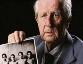 Auschwitzin son tanıklarındandı