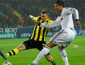 Realin hakkından Dortmund geldi!