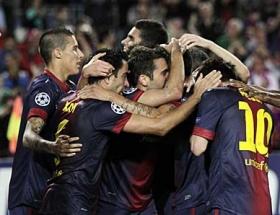 Yok artık Barcelona
