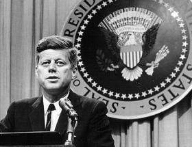 Kennedyyi kim öldürdü?
