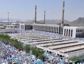 3 milyon Müslüman Arafatta