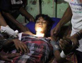 Myanmarda çatışma: En az 112 ölü