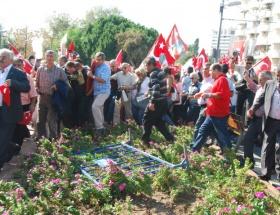 Antalyada 29 Ekim gerginliği