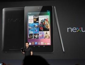 Google Nexus 7 güncellendi