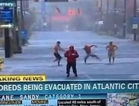 Kasırganın ortasında Gangman Style