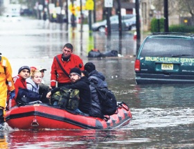 New York Sandynin yaralarını sarıyor