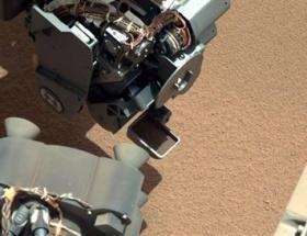 Mars toprağında Hawaii minerali