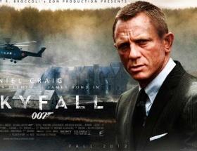James Bond tarihinin rekoru