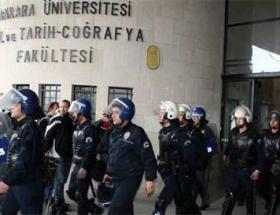 Ankarada iki üniversite iki gün tatil