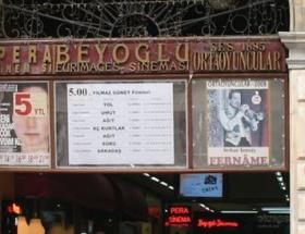 Beyoğlunun sinemaları AVMlere yeniliyor
