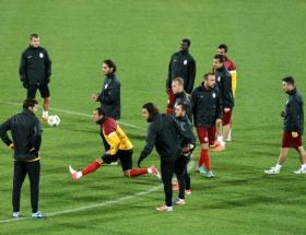Galatasaray, CFR Cluj maçına hazır