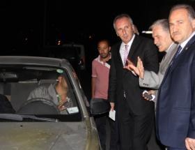 CHPli vekillerden sivil polislere baskın