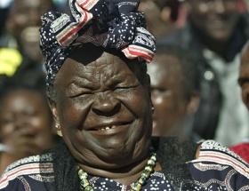 Obamanın Kenyadaki köyü coştu