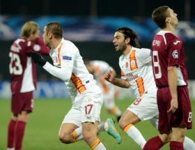 CFR Cluj 1-3 Galatasaray