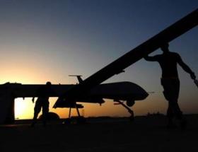 İran ABD insansız uçağını vurdu