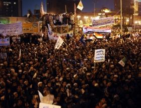 Mısırda Kudüs günü yürüyüşü
