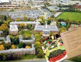 Harvardda kuskus isyanı