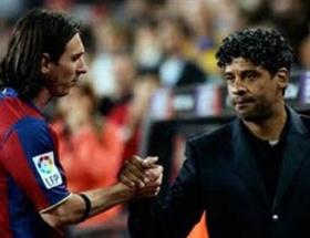 Rijkaard ve Messi tekrar buluşuyor