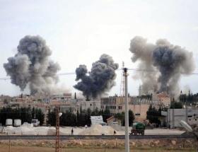 Halepteki saldırıda 11 kişi öldü