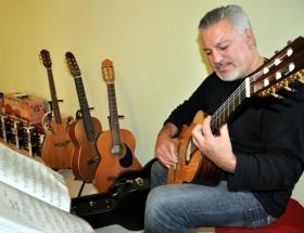 Gitarın anavatanı Çorum çıktı