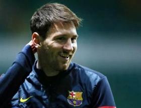 Messi yılın sporcusu olamadı