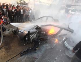 İsrail Hamas komutanını öldürdü