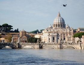 Roma da sular altında