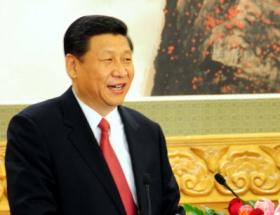 Mağarada büyüdü Çini yönetecek