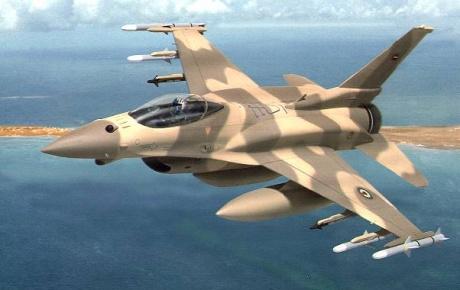 Suriye, İsrail savaş uçağını düşürdü…