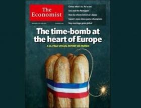 Economist Fransızları kızdırdı