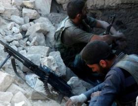 Muhalifler: Şamda 8 Hizbullah milisini öldürdük