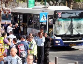 Tel Avivde patlama