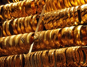 Darphanede altın telaşı
