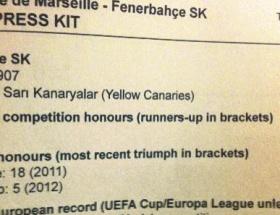 UEFAya göre 2011 şampiyonu...