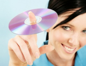 Size ve Firmanıza Özel Üzeri Baskılı Boş veya Dolu CD / DVDler