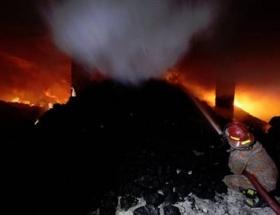 Bangladeşte yangın faciası: 112 ölü