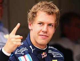 Formula 1de şampiyon Vettel