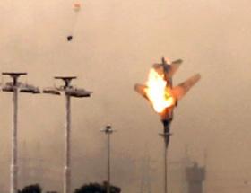 Sudanda askeri uçak parçalandı: 1 ölü