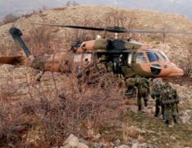Amanoslarda PKKya ağır darbe!