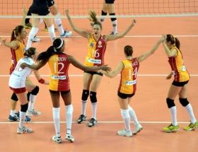 Ereğli Belediye 1-3 Galatasaray Daikin
