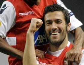 Hugo Viana savaşı!