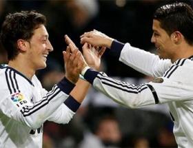Mesut Özilden Bale iması