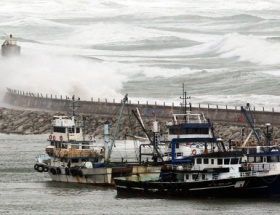 Gine Körfezinde 3 denizci kaçırıldı