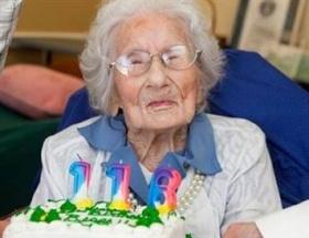 Dünyanın en yaşlı insanı öldü