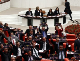 CHPden Akbudsman protestosu