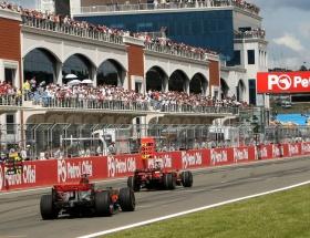 Türkiyeye Formula 1 şoku