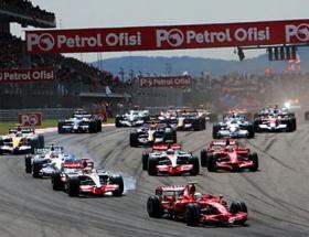 Formula 1 İstanbula geri dönüyor