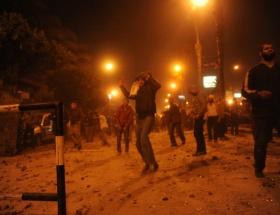 Mısırda devrimin 2. yıl dönümü protestosu: 110 yaralı