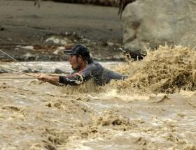 Filipinlerde 600 bin kişi evsiz kaldı